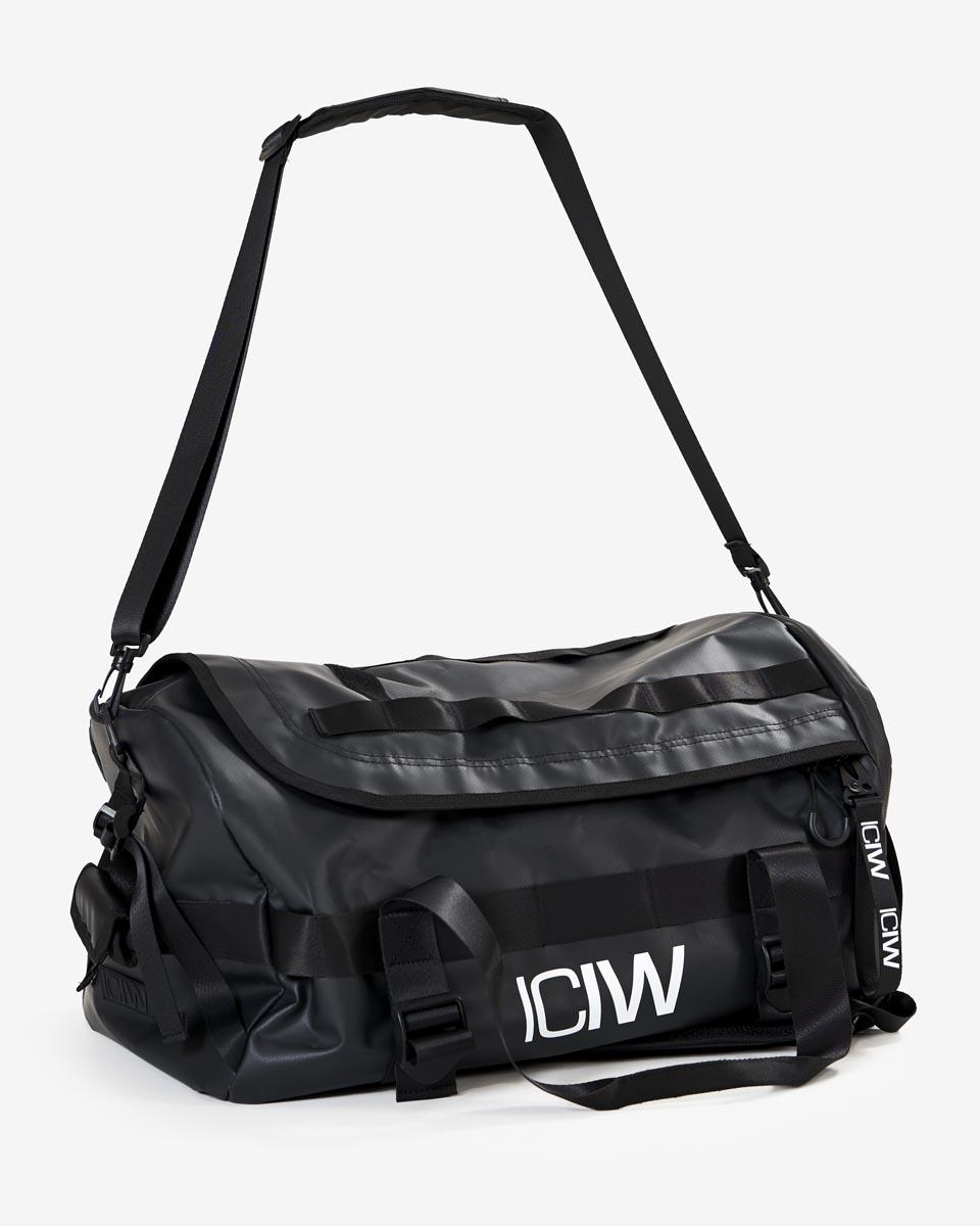 Sport Bag 40L Black – ICANIWILL