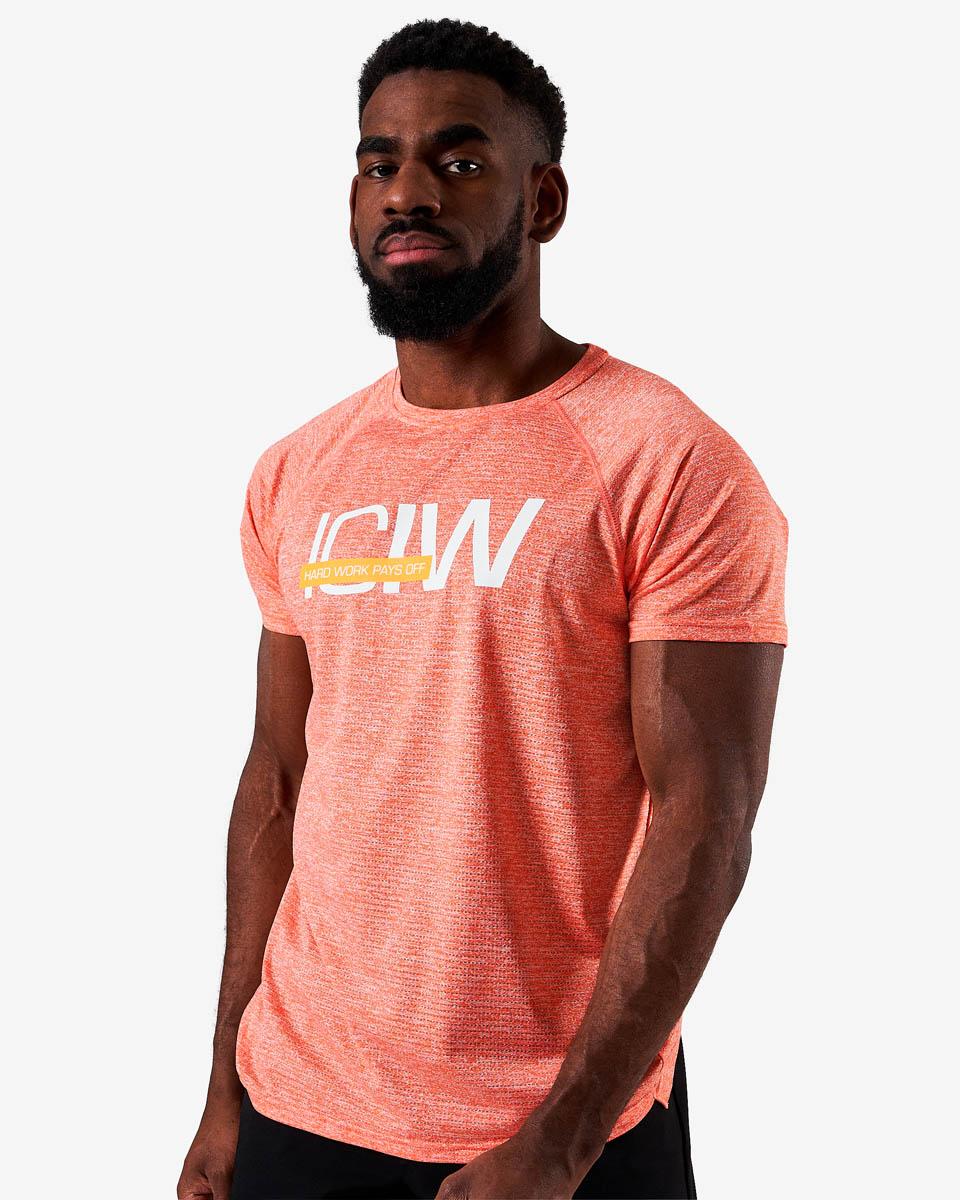 Workout Mesh T shirt v2 Black Men S