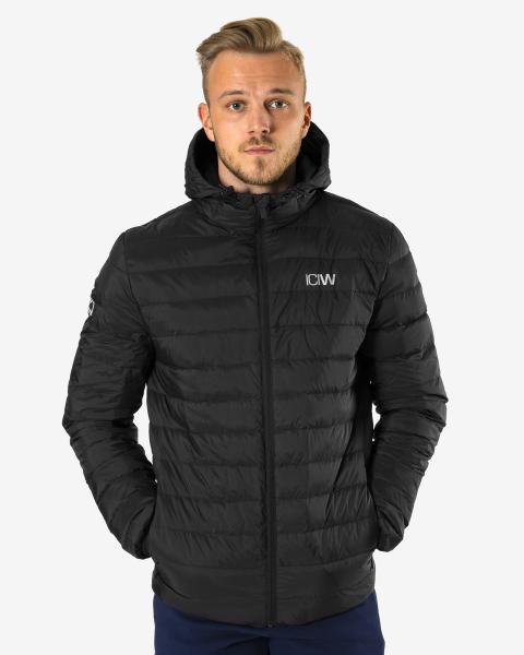 Lifestyle Down Jacket Black Men S
