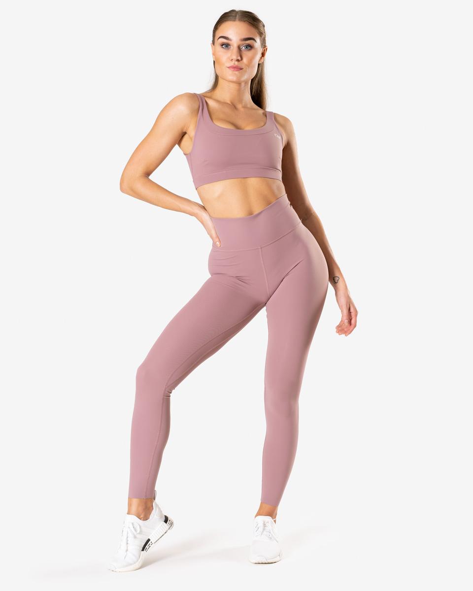 Nimble Tights Smooth Pink Wmn   Köp träningskläder online på I