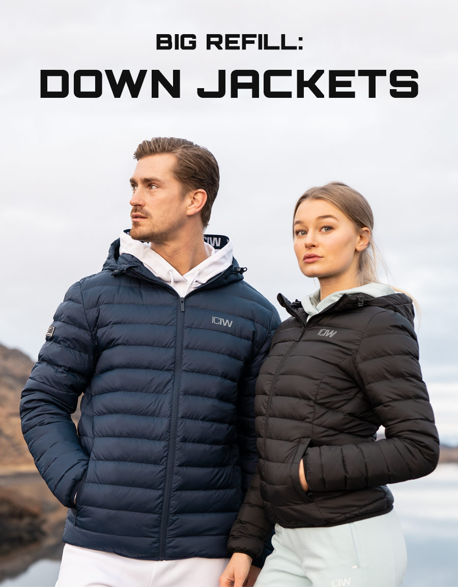 JACKETS WOMEN AND MEN | Buy training clothes online at